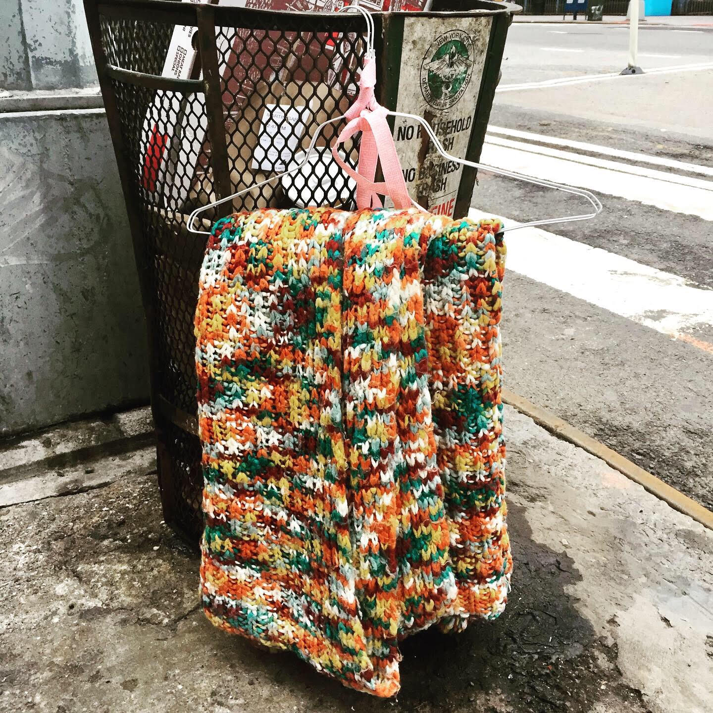 knitting is a popular hobby in new york city